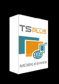 Лицензия TSPlus Mobile Web Edition - до 25 подключений