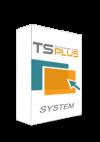 Лицензия TSPlus System Edition - до 3 подключений