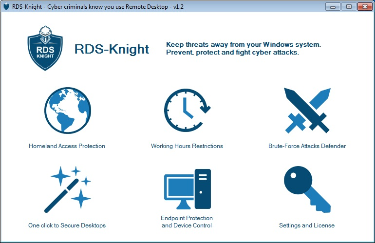 TSPlus RDS-Knight